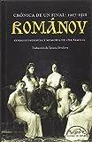 Románov (Voces / Ensayo)