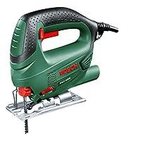 Bosch Pst 650 Dekupaj Testeresi, Yeşil