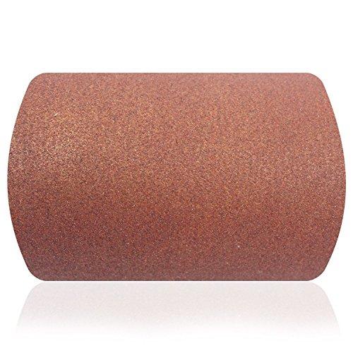 115mm x 10 Meter Rolle Schleifpapier Kunstharz Schleifmittel Korn Körnung 240