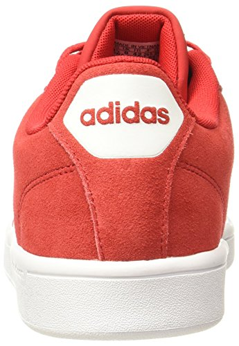 adidas Herren CF Advantage Fitnessschuhe rot (Escarl / Ftwbla / Plamat)