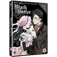 Black Butler Complete Series Box Set