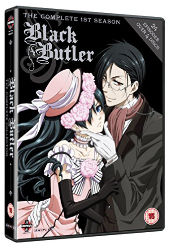 Black Butler Complete Series Box...