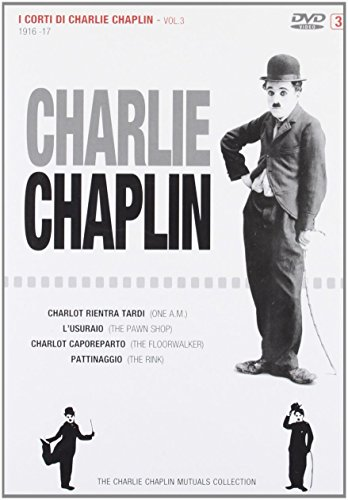 The Charlie Chaplin Mutuals 1916-1917 - Vol. 3