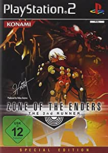 Zone of the Enders - [PlayStation 2]