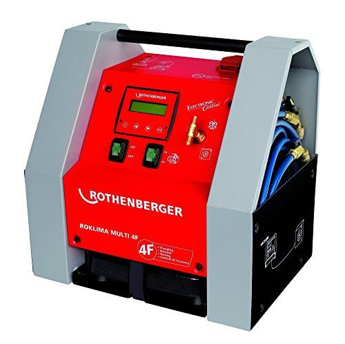 Rothenberger 1000000138 - Equipo refrigerador aire acondicionado/r roklima multi-4f