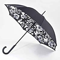 Fulton Full Umbrella, multicoloured (Multicolour) - L754 Bloomsbury 2 Mono Floral