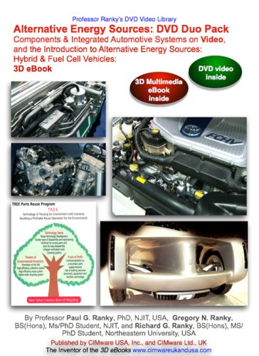 Alternative Energy DVD Duo: Alternative Energy Sources: Components & Integrated Automotive Systems, and the Alternative Energy Sources 3D eBook ... (PAL DVD Video & 3D eBook Combo)