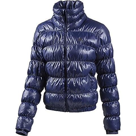 Adidas veste essentials synth down bomber XL Bleu - marine
