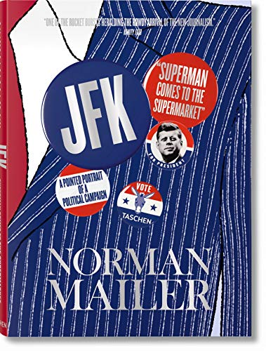 XL-MAILER, JFK -ANGLAIS- par Norman Mailer
