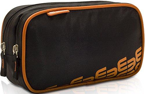 ELITE BAGS DIA´S Diabetikertäschchen schwarz (19 x 10 x 4cm) inkl. Kühlelement!
