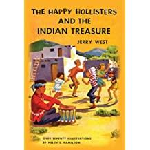 The Happy Hollisters and the Indian Treasure: (Volume 4) (English Edition)