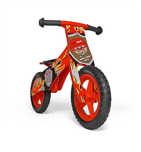 Milly Mally 0905–Bicicleta infantil, de 12pulgadas ruedas