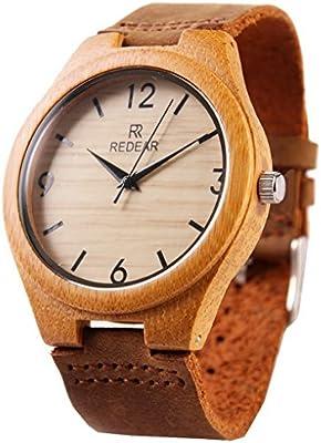 Hecho a mano de madera japonés movimiento de cuarzo madera reloj para las mujeres vestido de lujo madera reloj