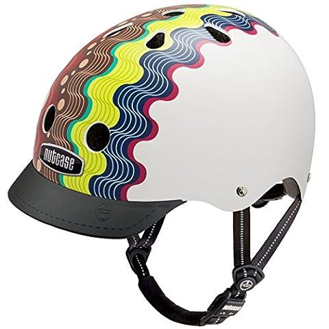 Nutcase Gen3 Bike und Skate Helm, Lava Lamp, 60-64 cm, NTG3-2138-L (Fahrradhelme Günstig)