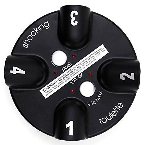 Die Cogs of Fate Elektroschock Shot Shocking Roulette Shots Reloaded Schock Spiel Trinkspiel Fun Party Game