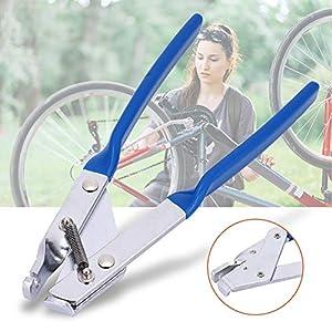 51 pBZ UbsL. SS300 Tbest Pinze Freno Bici, Resistente Cavo Freno Bici Shift Line Pinze per Cavi in Lega d'Acciaio con Impugnatura in…
