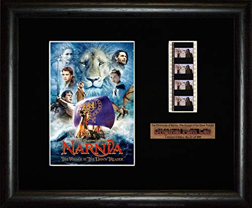 www.filmcellsdirect.com The Chronicles of Narnia - The Voyage of The Dawn Treader - gerahmtes Filmbild