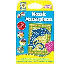 Galt Toys Make Eight Fun Mosaic Master Pieces