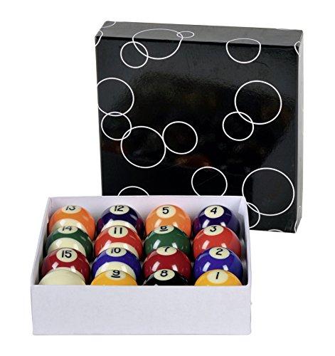 Billard-Ballsatz Professional in verschiedenen Größen