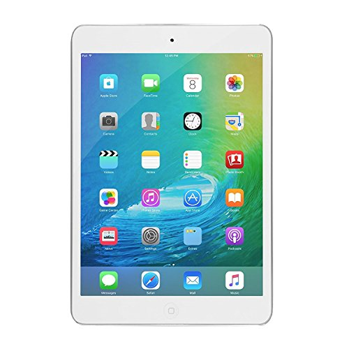 Price comparison product image Apple iPad Mini 2 16GB Wi-Fi - Silver (Certified Refurbished)
