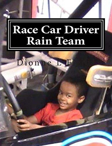 Race Car Driver Rain Team: Volume 3