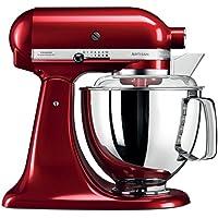 KitchenAid Küchenmaschine Artisan 4,8L Liebesapfel Rot