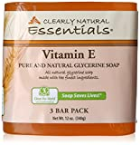 Clearly Natural Glycerine Bar Soap, Vita...