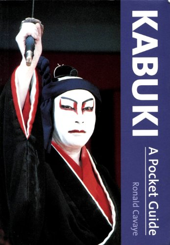 Kabuki a Pocket Guide (English - Tanz Kostüm Für Theater