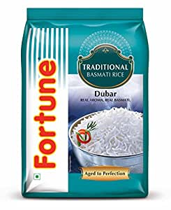 Fortune Traditional Dubar Basmati Rice, 1kg