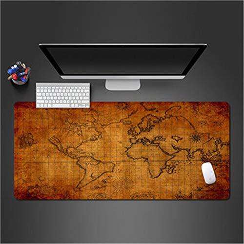 GE Qualität Kunst Mauspad Naturkautschuk Slot Kreative Spiel Mauspad Computer Tastatur Mauspad 600X300X2 MM (Slot Spiele Für Computer)
