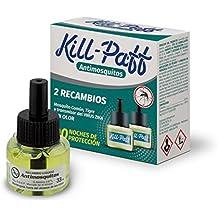 KILL PAFF insecticida eléctrico antimosquitos recambio ...