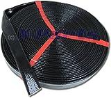 1m Hitzeschutzschlauch 25mm Kabelschutz Benzinleitung