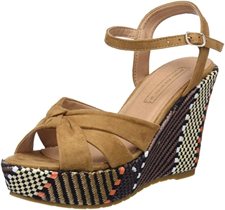 012e7dbb0b1 Springfield Women rsquo s Sandalia Cu ntilde a Rafia Platform Sandals  B078HFYCXR Parent Parent Parent b8230b