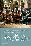 »Ich werde nie die freundliche Vorderstadt Neubrandenburg vergessen« Fritz Reuter zum 200. Geburtstag