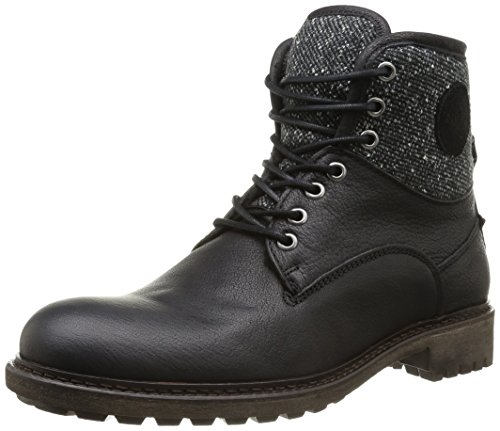 Nobrand Vagrant, Boots homme Noir (Ganache)