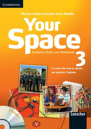 Your space. Student's book-Workbook. Per la Scuola media. Con CD Audio. Con espansione online: 3