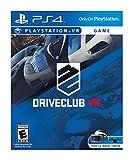 PSVR VR DriveClub PS4