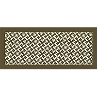 Tape Design 8056328002556Alfombra, Tela, Multicolor, 115x 65x 1cm