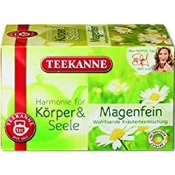 Tee 'Magenfein' Wohltuende Kräutermischung für