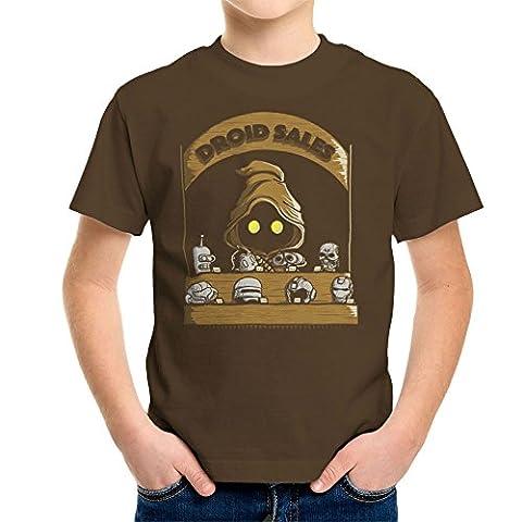Droid Sales Jawa Star Wars Kid's T-Shirt