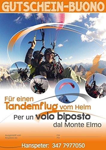 paragliding gutschein