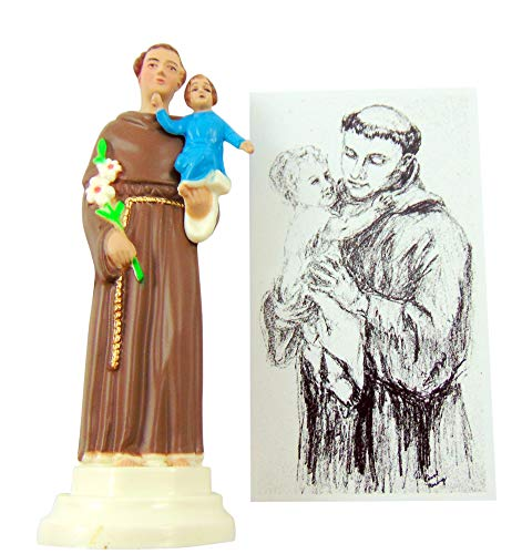 Westman Works St Anthony Home Finder Kit St. Figur und Gebet für den Kauf eines Hauses