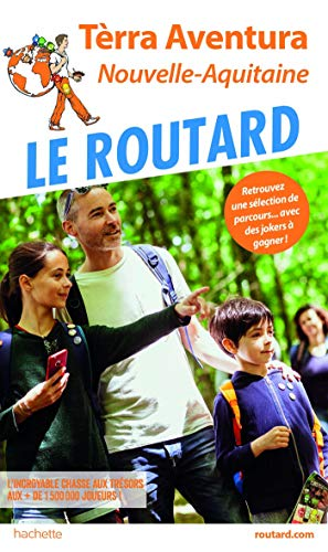 Guide du Routard Tèrra aventura par COLLECTF
