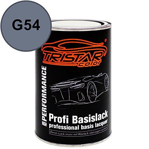 Preisvergleich Produktbild Autolack CHEVROLET / DAEWOO G54 BLUE RAY M. ab 2013 - 1 Liter spritzfertig