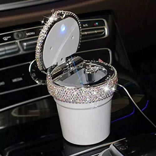 Preisvergleich Produktbild TZYHGJJ Auto Aschenbecher mit leichten tragbaren Auto dekorative Aschenbecher Produkte, C1