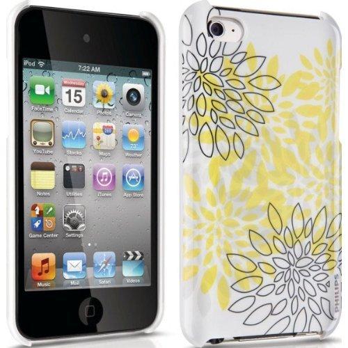 Philips Hartschalen Tasche für Apple iPod Touch 4G gelb 4g Apple