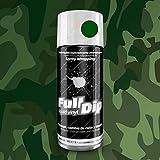 Full Dip Pintura verde militar de camuflaje