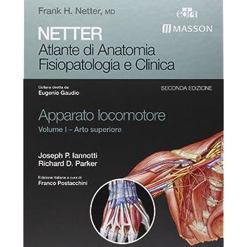 Netter. Atlante Di Anatomia. Fisiopatologia E Clinica. Apparato Locomotore: 1
