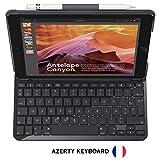 Logitech 920-009019 Clavier/Etui pour iPad Noir (Clavier Français)