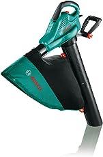 Bosch Laubsauger ALS 30 (mit Fangsack, Gebläsegeschwindigkeit bis zu 300 km/h, im Karton)
